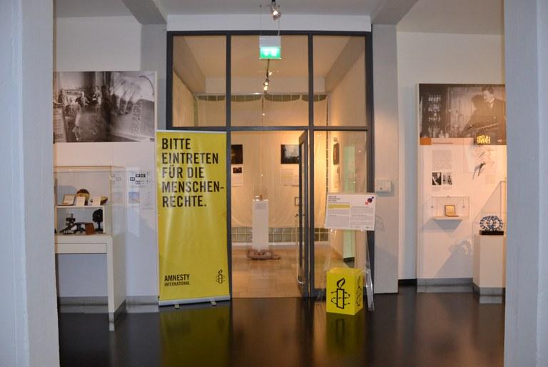 Intergeschlechtlichkeit - Ausstellung